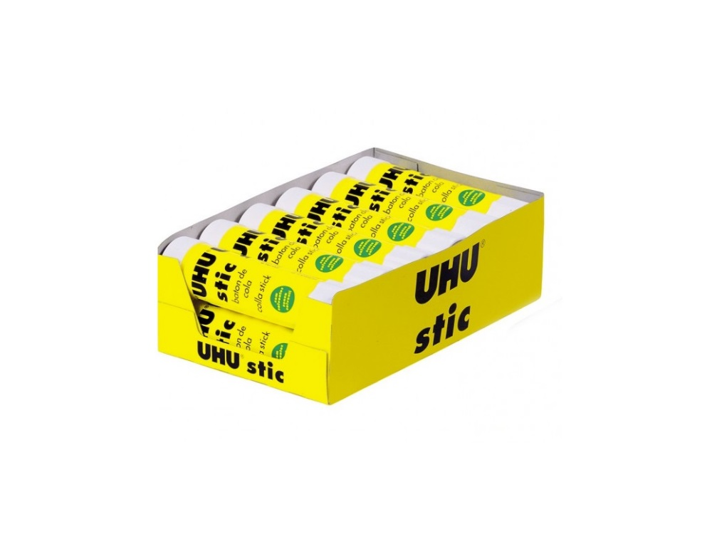 Stick UHU colla 21 gr - multipli di 36